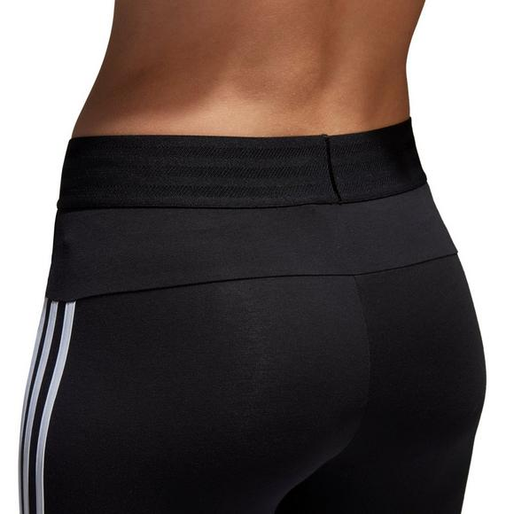 43fb0c5500d330 adidas Women's Essentials 3-Stripes Tights - Main Container Image 3