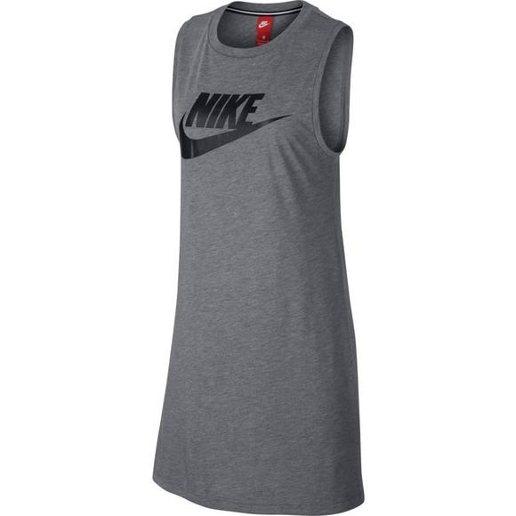 Nike Women s Sportswear Dress-Grey - Main Container Image 1 f946a21812