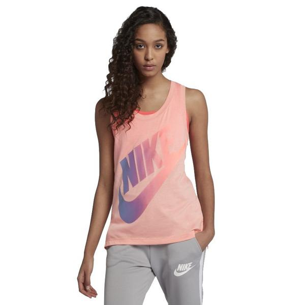 fb9e1a0ba20 Display product reviews for Nike Women s Sportswear Tank- Coral