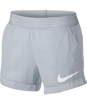 Nike Women's Flex Training Shorts- Light Grey