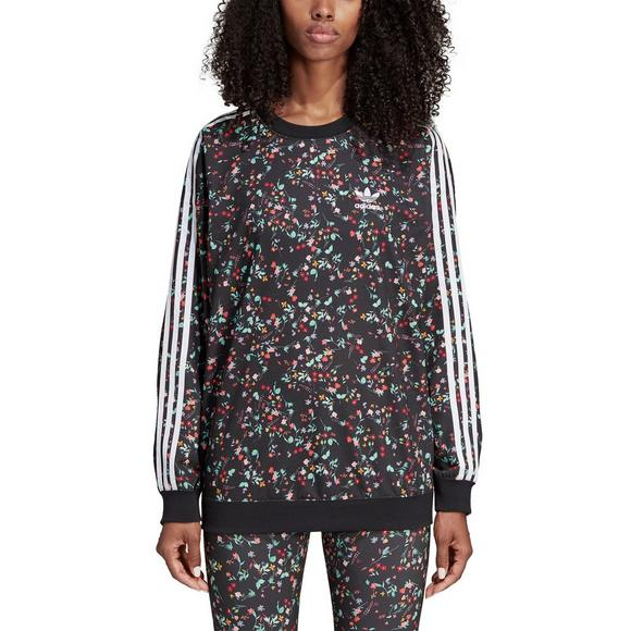 4b6f42170e adidas Originals Women's Fashion League Crew Sweatshirt