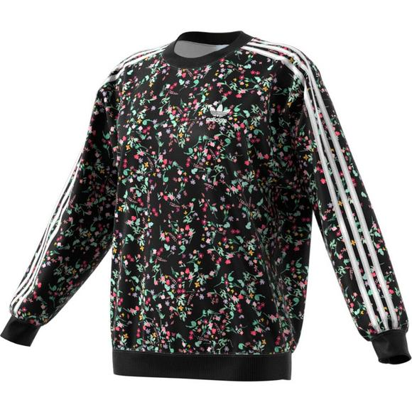 adidas Originals Women s Fashion League Crew Sweatshirt - Main Container  Image 2 02f65574c659