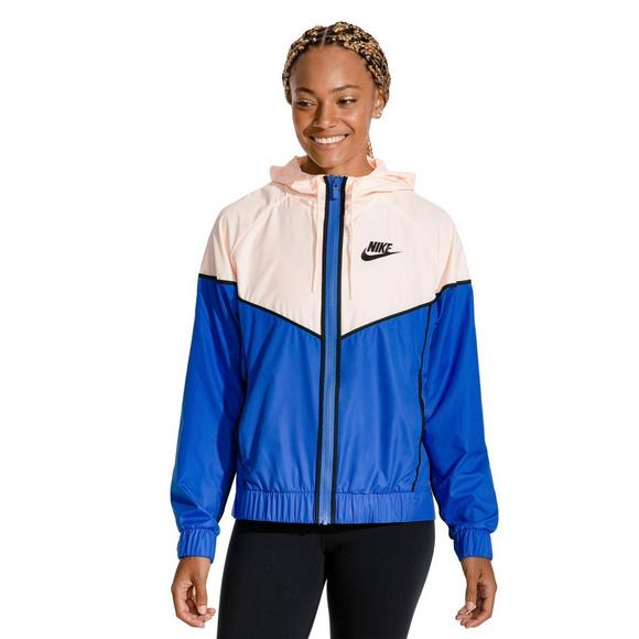43800629 Nike Women's Sportswear Windrunner Jacket-Lt Blue - Main Container Image 1