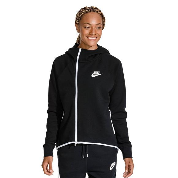 Nike Women s Sportswear Tech Fleece Full-Zip Cape - Main Container Image 1 b8c7527587