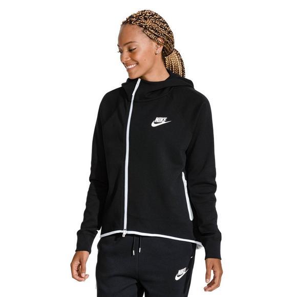 2c7375ef9498 Nike Women s Sportswear Tech Fleece Full-Zip Cape - Main Container Image 2