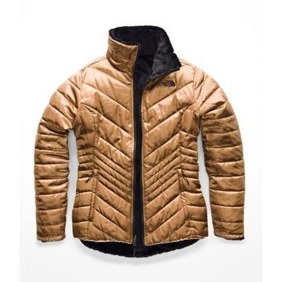 The North Face Women s Mossbud Insulated Reversible Jacket - Black Copper -  Main Container Image 40ffdb070