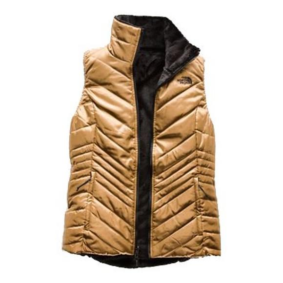 373dae72b The North Face Women's Mossbud Insulated Reversible Vest - Hibbett US