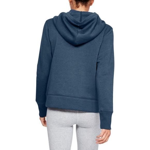 eeb62bff16 Under Armour Women's Rival Fleece Logo Hoodie - Blue