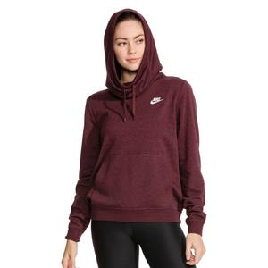 sale retailer aa8e3 7d07e 4.8 out of 5 stars. Read reviews. (47). Nike Sportswear Womens Funnel-Neck  Hoodie