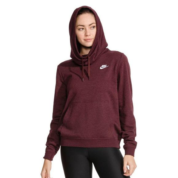 24b61a312b55 Nike Sportswear Women s Funnel-Neck Hoodie - Main Container Image 1