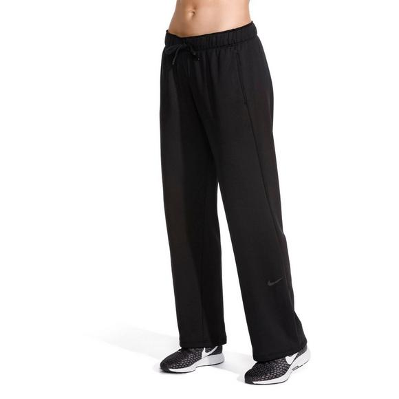 c86d735dde Nike Women's Therma Fleece Training Pants - Main Container Image 1