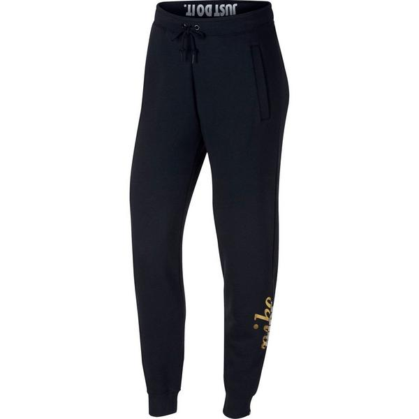 2ba8d7d8e31ef6 Display product reviews for Nike Sportswear Women's Rally Metallic Pants -  Black