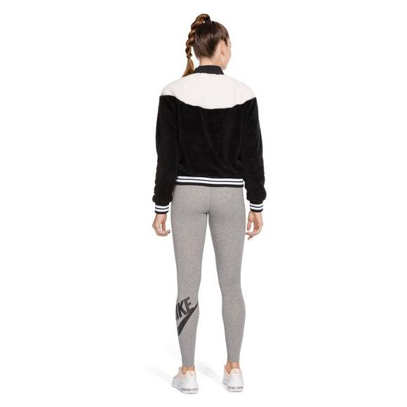 50a1b403627e4 Nike Sportswear Women's Sherpa Bomber Jacket - Main Container Image 2