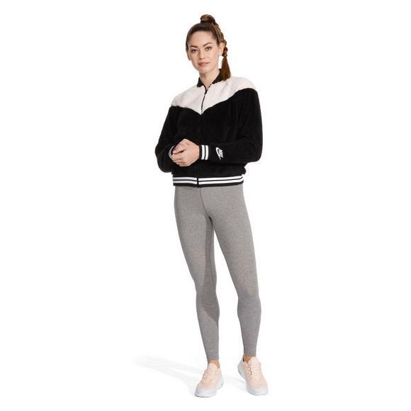5f3aca8ac Nike Sportswear Women's Sherpa Bomber Jacket