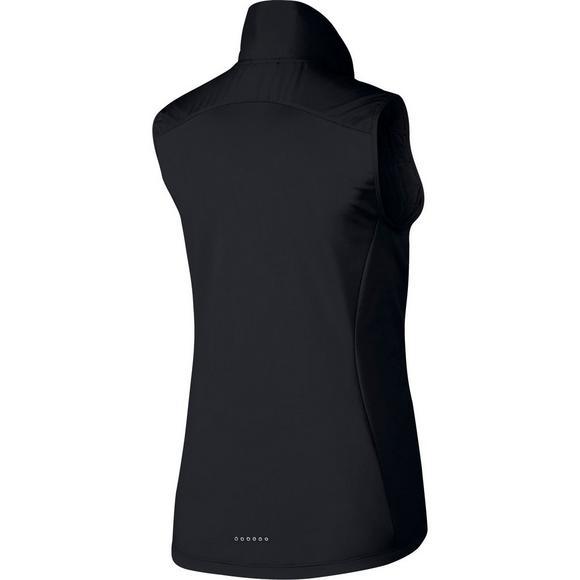 6c88ec1c9f53 Nike Women s Essential Running Vest- Black - Main Container Image 2