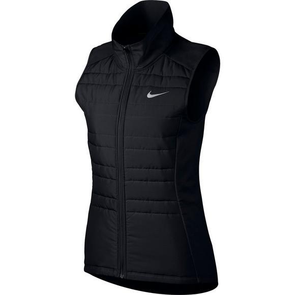 7ecf66e6ebfe Nike Women s Essential Running Vest- Black - Main Container Image 1
