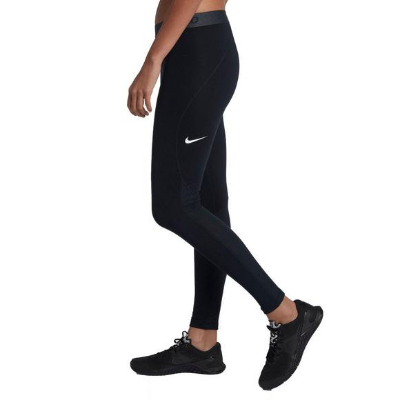 run shoes official supplier sells Nike Women's Pro Warm Tights