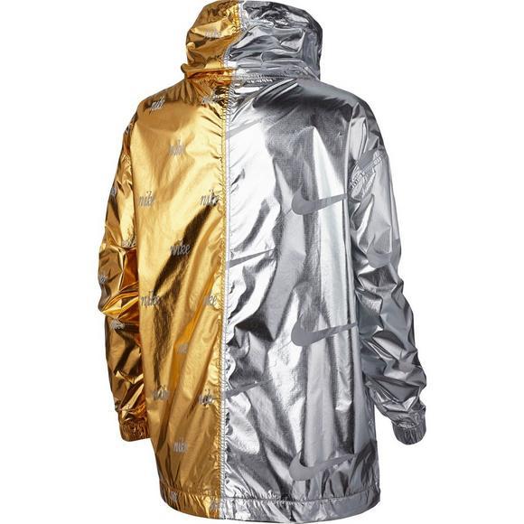 Nike Women s Sportswear Metallic Jacket - Main Container Image 2 f82e1efc4