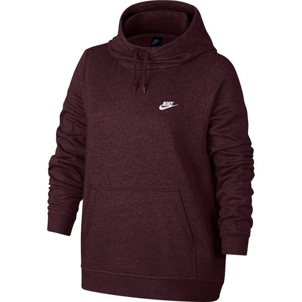 02f05dbf Display product reviews for Nike Sportswear Women's Club Funnel-Neck Hoodie