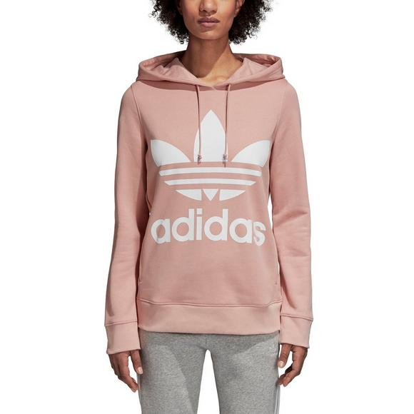 aa5be3a19530f adidas Women's Originals Trefoil Hoodie - Main Container Image 1