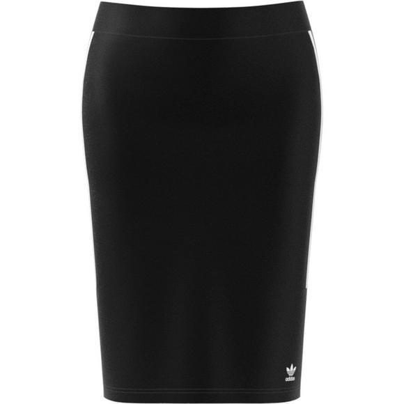 370f4f3e2208 adidas Originals Women s 3-Stripe Skirt-Black - Main Container Image 1