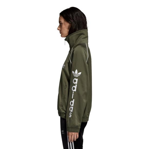 3c63f702fc adidas Originals Women's Oversized Track Jacket