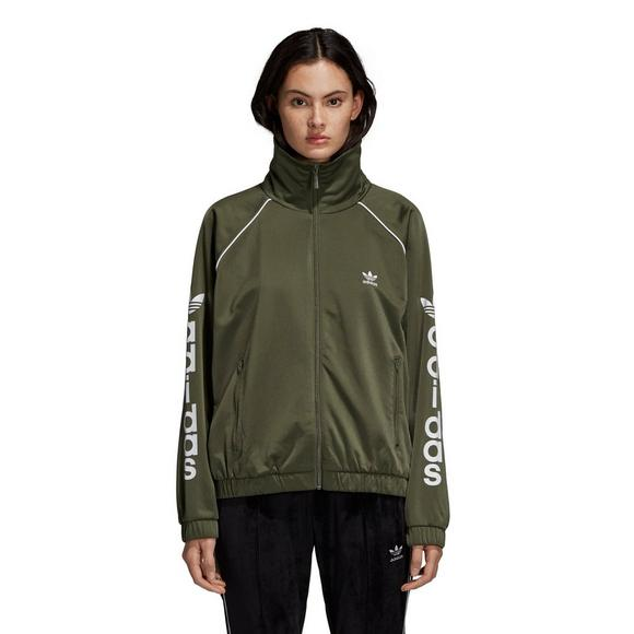 9219e7d552c7 adidas Originals Women s Oversized Track Jacket - Main Container Image 1
