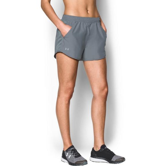 c264f187eed0 Under Armour Women s UA Fly-By Shorts - Main Container Image 1