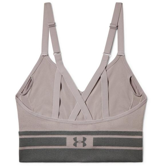 288742633f5bd Under Armour Women s Seamless Strappy Sports Bra - Main Container Image 2
