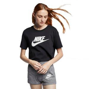 544c16b0c Nike Women's Futura Cropped T-Shirt ...