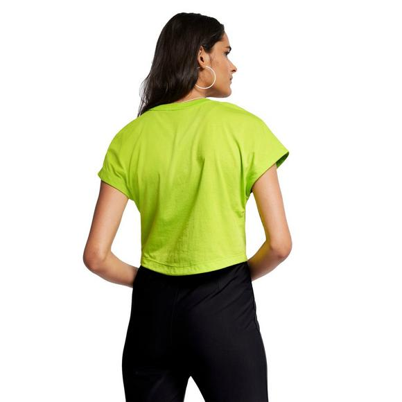 aa9fbfbca2a Nike Sportswear NSW Women's Short-Sleeve Crop Top - Main Container Image 2