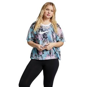 1e09d1feebb Nike Women s Plus Essentials Teal Tee. Sale Price 30.00. Plus Sizes