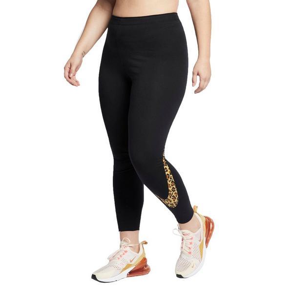 34fe00597097a Display product reviews for Nike Sportswear Women's Plus Animal Print  Leggings