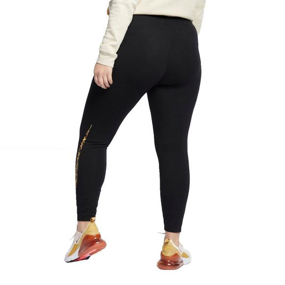 5b236134abc86 Nike Sportswear Women's Plus Animal Print Leggings - Main Container Image 2