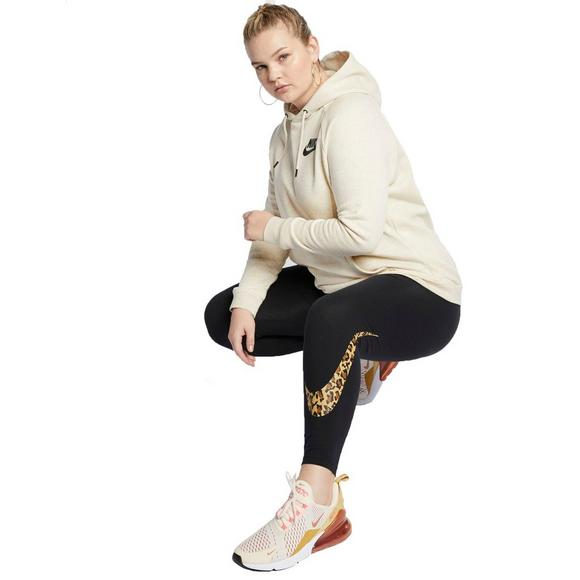 d57445ca2 Nike Sportswear Women's Plus Animal Print Leggings - Main Container Image 3