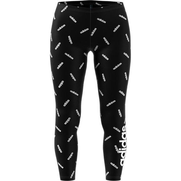 14263c47c5e4ba adidas Women's Print Logo Legging - Main Container Image 1