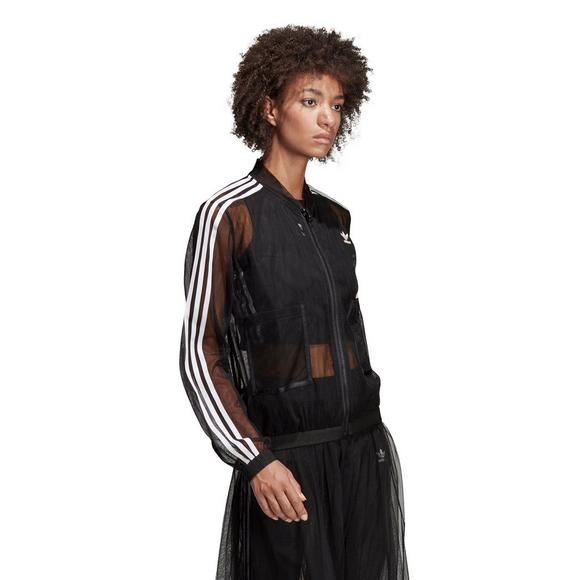 adidas Jackets & Coats | Originals Tulle Jacket | Poshmark