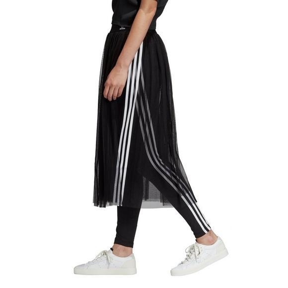 15c5fecc2 adidas Originals Women's Tulle Black Skirt - Hibbett US