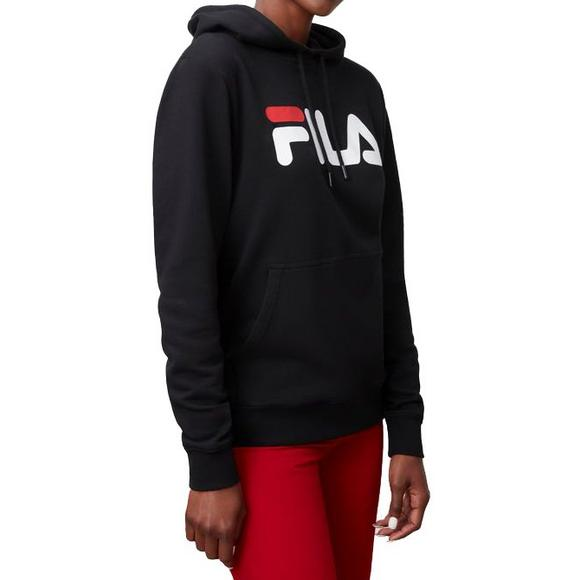 50970d9b Fila Women's Lucy Black/White Pullover Hoodie