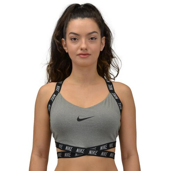 f522f7a2d3209 Nike Women s Indy Logo Bra - Main Container Image 1