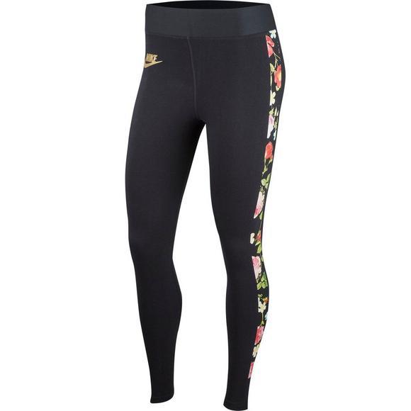 4b552e4611024 Nike Women's Floral Print Legging - Main Container Image 1