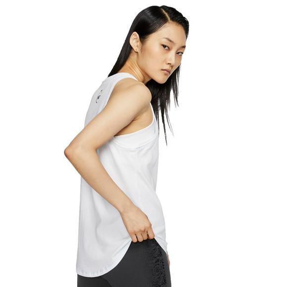 92fdfc8c162e2 Nike Women's N7 High Neck Tank Top - Main Container Image 5