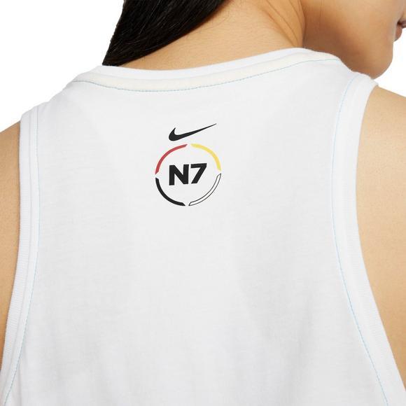 e30b09e517746 Nike Women's N7 High Neck Tank Top - Main Container Image 7