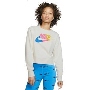 c89f30af Nike Women's Hyperflora Crew Sweatshirt ...