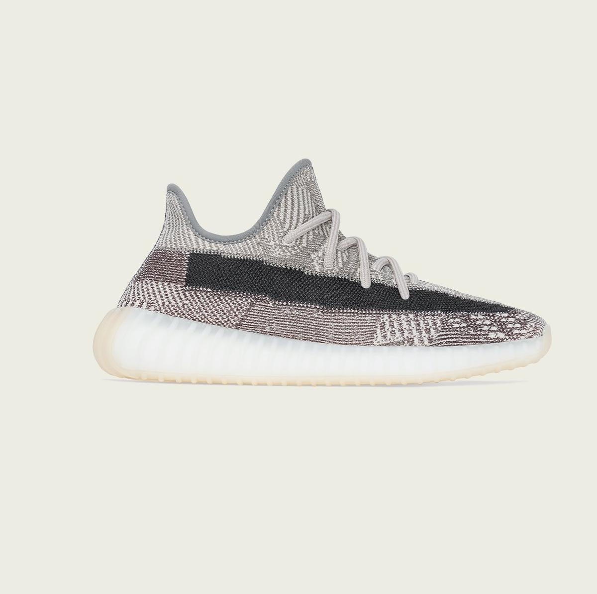 """adidas Yeezy Boost 350 V2 """"Zyon"""" Men's and Kids' Shoes"""