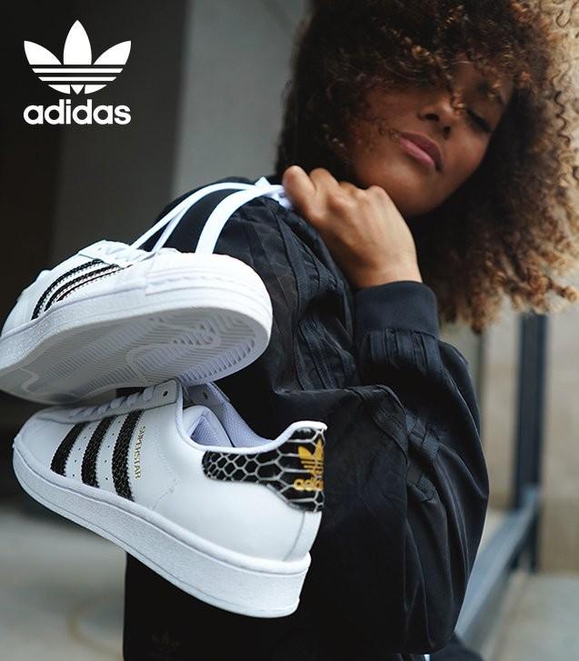 Shop adidas at Hibbett | City Gear