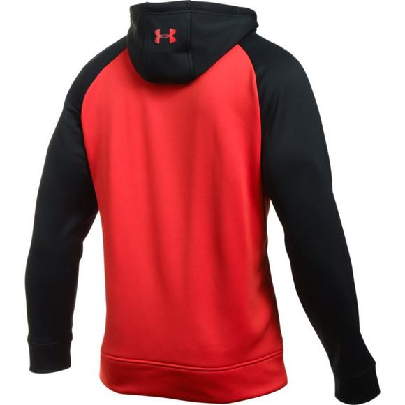 d4ded3e48231 Under Armour Storm Armour Fleece Colorblock Hoodie - Main Container Image 4