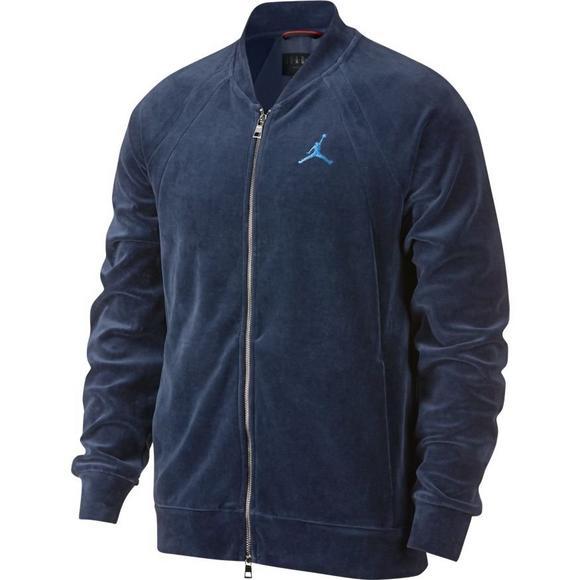 3d1d6b9a3d2e25 Jordan Sportswear Velour Jacket - Main Container Image 1