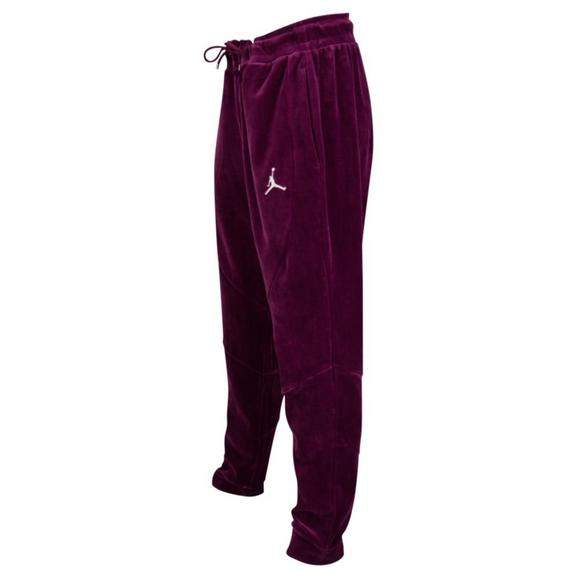 68fe45bb4d8 Jordan Men's Sportswear Velour Pants - Main Container Image 1