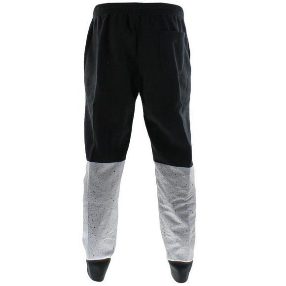 sports shoes 1d7bb d7a94 Jordan Men s Flight Fleece Cement Pants - Main Container Image 2